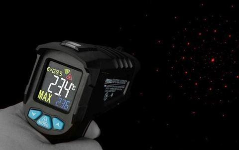 Лазерный инфракрасный термометр Mestek IR01A