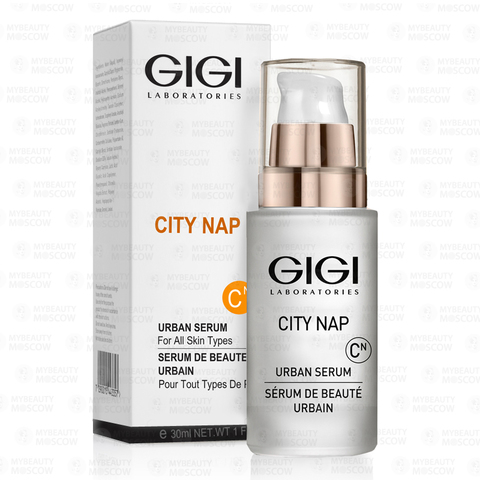 GIGI City NAP Urban Serum