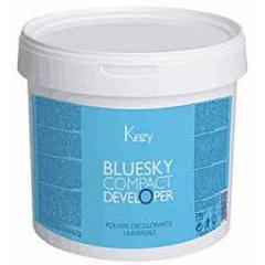 KEZY универсальный осветляющий порошок bluesky compact developer 2000мл