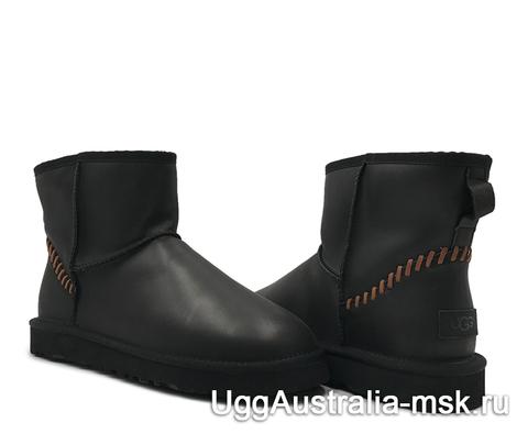 UGG Men's Classic Mini Deco Black