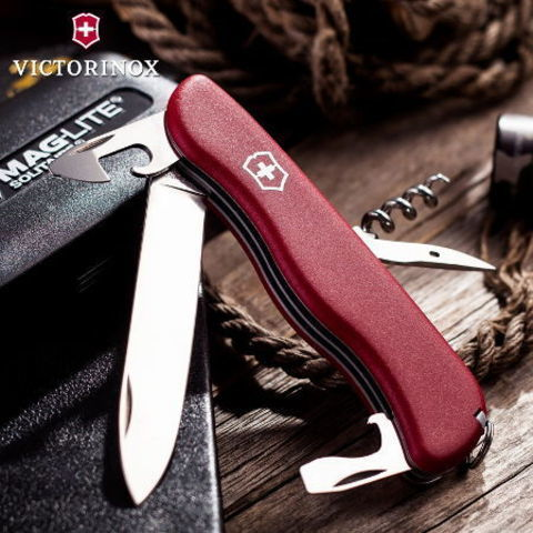 Нож Victorinox Picknicker 0.8353 красный