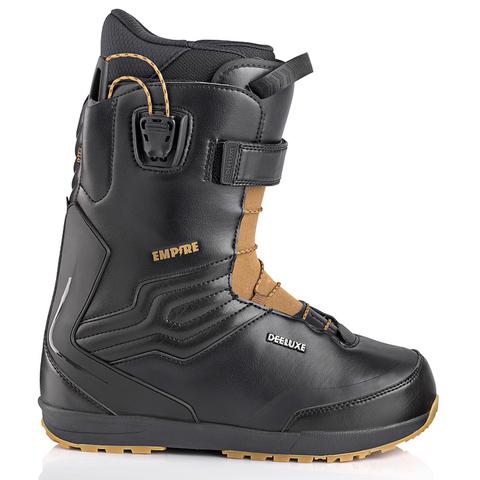 Ботинки для сноуборда DEELUXE Empire PF Black
