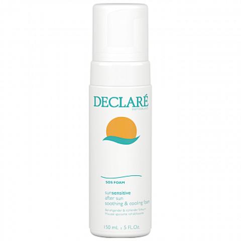 DECLARE Успокаивающая пенка после загара с охлаждающим эффектом | After Sun Soothing & Cooling Foam