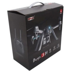 Радиоуправляемый квадрокоптер MJX Bugs 3H с FPV-камерой С6000
