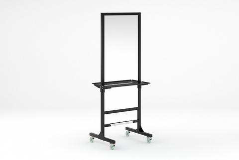 Зеркало MODUS с блоком розеток