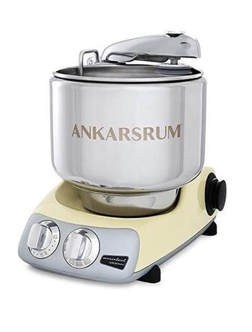 Миксер-тестомес Ankarsrum Assistent Original AKM6230 Light Creme –слоновая кость, 2 чаши, 2300609