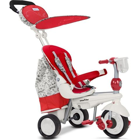 Велосипед Smartrike Dazzle/Splash Red and White – купить в Казахстане