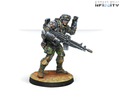Unknown Ranger (вооружен AP Spitfire (Molotok))