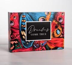 Коробка складная «Бабочки», 16 × 23 × 7.5 см, 1 шт.