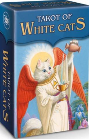 Таро Белых Кошек мини