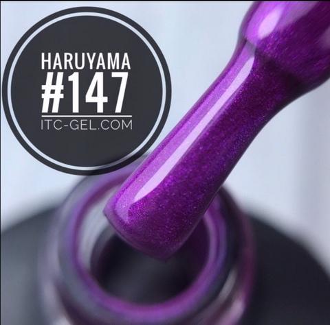 гель лак Haruyama 8мл (147)