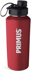 Фляга питьевая нержавейка Primus TrailBottle 1.0L S.S. Red
