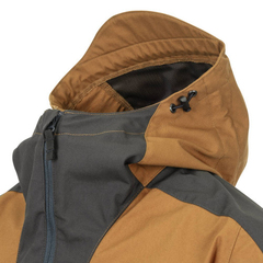 Анорак Helikon WOODSMAN Jacket, черный, новый