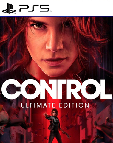 Control Ultimate Edition (PS5, русская версия)