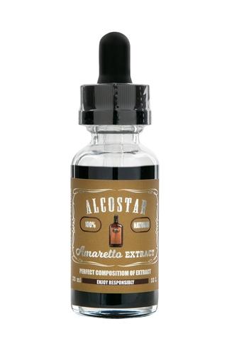 Натуральная эссенция Alcostar Amaretto (Амаретто), 30 ml