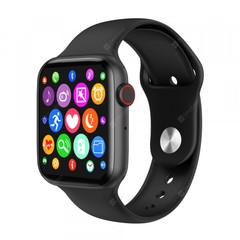 Smart saat \ Смарт часы \ Smart watch 6 dark black