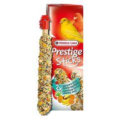 Лакомство для канареек Versele-Laga Prestige, палочки с экзотическими фруктами