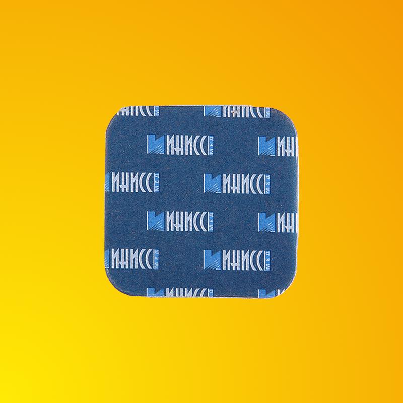 Электрод для терапии с адгезивным слоем, 50х50 мм (39,30 руб/шт)