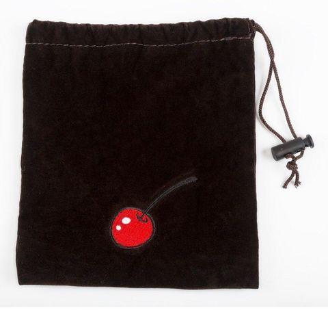 Маленькая серебристая пробка с пушистым хвостиком - Пикантные штучки, 6 см.