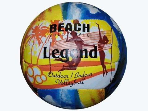 Мяч для игры в пляжный волейбол Legend 05239