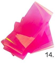Битое стекло для дизайна ногтей №14
