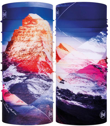 Многофункциональная бандана-труба Buff Matterhorn Multi фото 1
