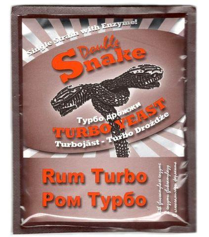 Турбо дрожжи Doble SNAKE Rum Turbo