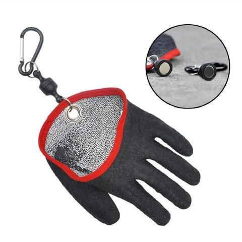 Перчатки для захвата рыбы Lucky John BBS