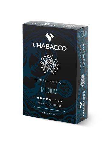 Chabacco Mumbai Tea (Чай мумбай) Medium 50г