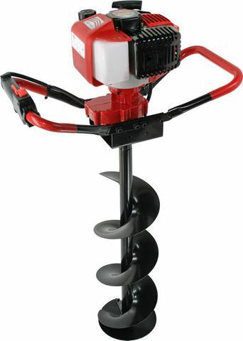 Мотобур DDE GD-52-200 (двухтактный 52 куб.см., 1,8 кВт, редукция 34:1, масса 9,8 кг, мак (GD-52-200)