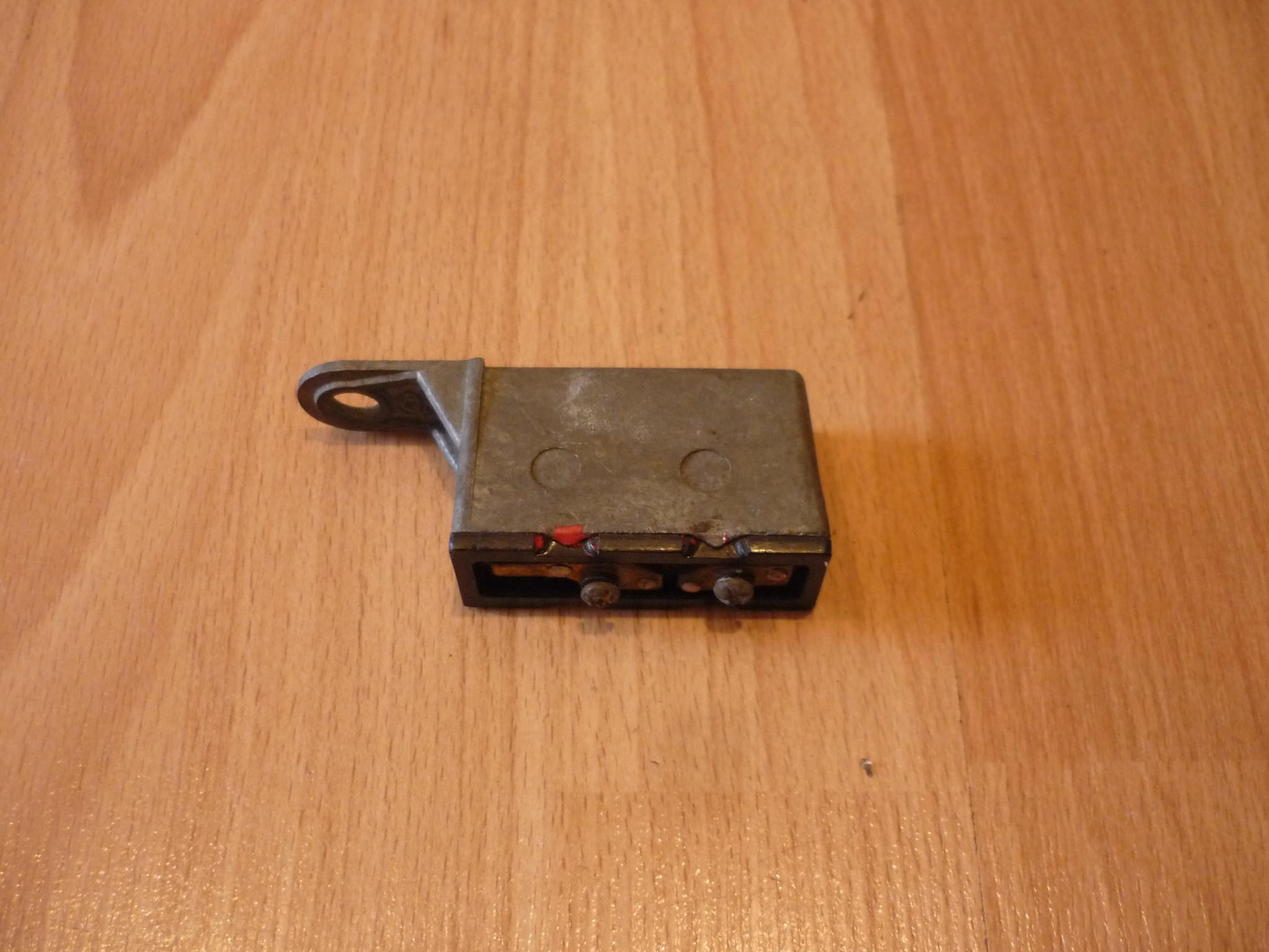 Реле поворотов РС - 55 Газ 12, 20 Победа, Зим