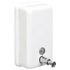 Диспенсер жидкого мыла для общественных туалетов Nofer 03001.W фото