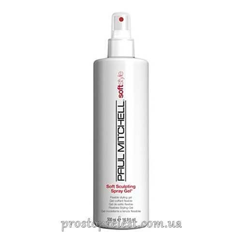 Paul Mitchell Light Hold Style - М'який скульптуруючий гель-спрей