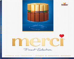 Şokolad \ Шоколад \ Chocolate Merci Finest Selection Молочный 250 г