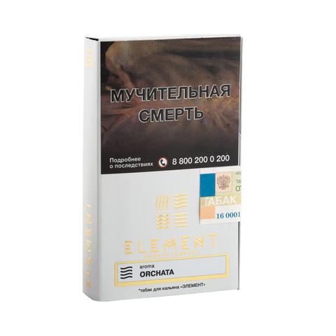 Табак Element (Воздух) - Orchata (Орчата) 40 г