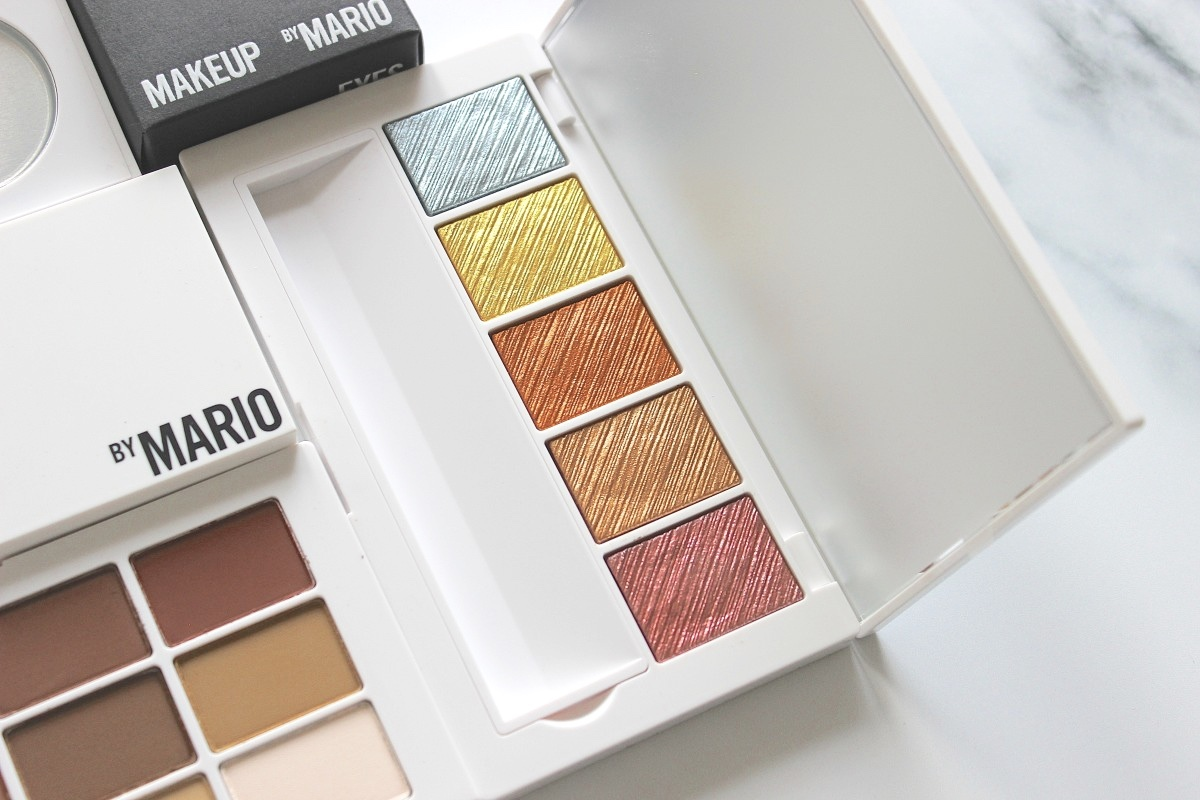 MAKEUP BY MARIO Master Metals™ Eyeshadow Palette