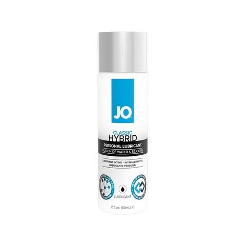 JO Lubricant Hybrid, 60ml Водно-силиконовый лубрикант