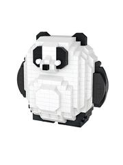 Конструктор LOZ Зодиак Рак Панда 470 деталей NO. 9568 Cancer Panda Zodiac Sign Series