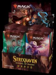 Дисплей тематических бустеров выпуска «Strixhaven: School of Mages» (английский)