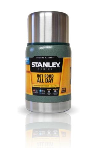 Термос для еды Stanley Adventure Food (0,7литра), зеленый