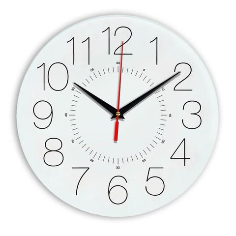 Настенные часы Ideal 959 белые