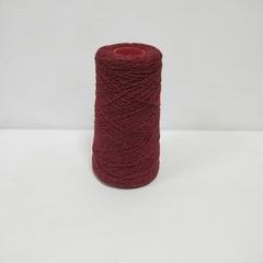 Lana Verg, Меринос 100%, Бордовый с красным, 750 м в 100 г