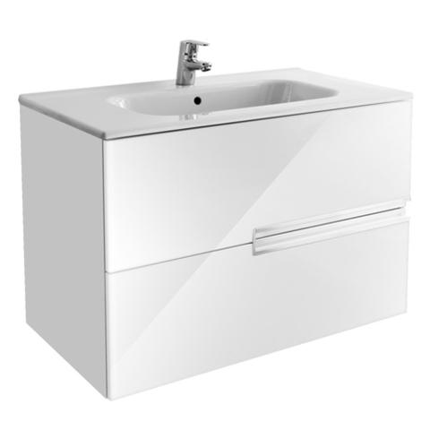 Мебель для ванной Roca Victoria Nord Ice Edition 80x45 ZRU9302731 купить в Краснодаре