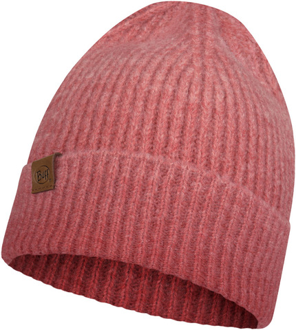 Вязаная шапка Buff Hat Knitted  Marin Pink фото 1