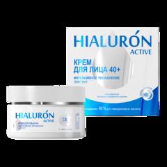 Крем для лица 40+ интенсивное увлажнение · лифтинг, 48 г  HIALURON ACTIVE