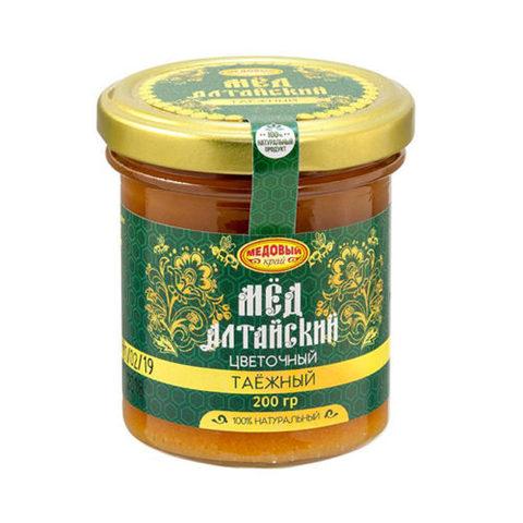 Таёжный алтайский мёд 200 г