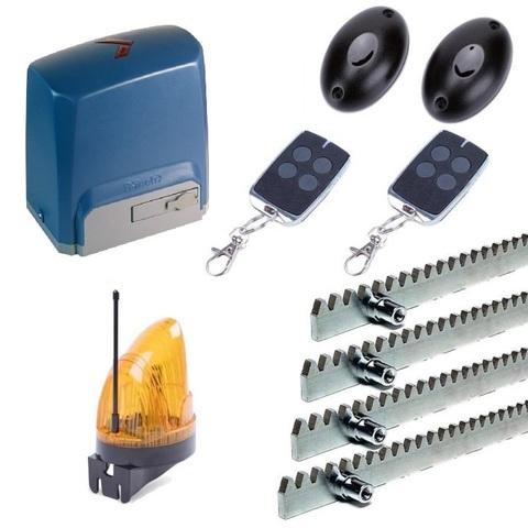 SL1000 AC FULL Комплект автоматики для откатных ворот R-Tech