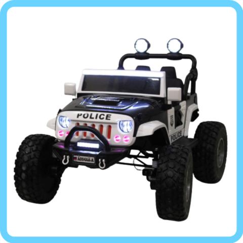 Jeep A004AA-А. (Полноприводный, двухместный)