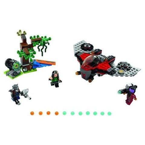 LEGO Super Heroes: Нападение Тазерфейса 76079 — Marvel Ravager Attack — Лего Супергерои Марвел