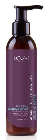 Сыворотка –лифтинг для клеточного лечения волос Advanced Cellular Repair Hair Lifting KV-1
